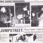 Jumpstreet - News Article