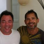 Michael Ruggleo and Joshua Kadison Aug '07